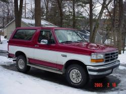 1994 Ford Bronco #4