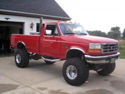1994 Ford F-350 #6
