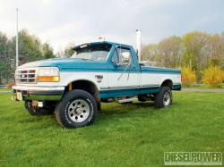 1994 Ford F-350 #4