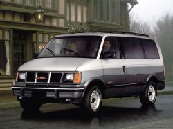 1994 GMC Safari Cargo #10