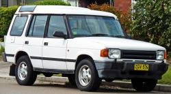 1994 Land Rover Discovery #8