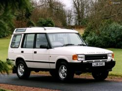 1994 Land Rover Discovery #7