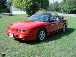 1994 Oldsmobile Cutlass Supreme #5