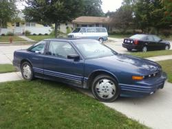 1994 Oldsmobile Cutlass Supreme #6