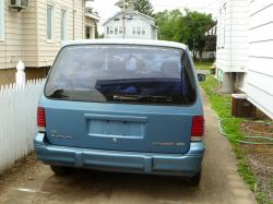 1994 Plymouth Voyager #9