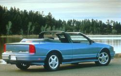 1995 Oldsmobile Cutlass Supreme #10