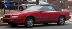 1995 Chrysler Le Baron #8