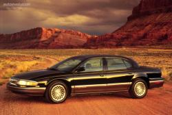 1995 Chrysler New Yorker #6