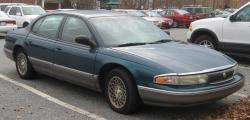1995 Chrysler New Yorker #5