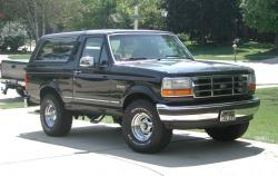 1995 Ford Bronco #6