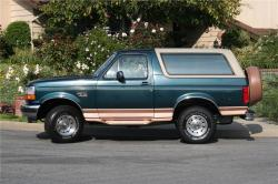 1995 Ford Bronco #3