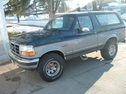 1995 Ford Bronco #11