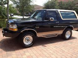 1995 Ford Bronco #4