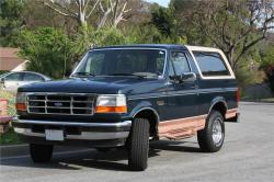 1995 Ford Bronco #12