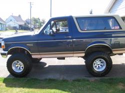 1995 Ford Bronco #7