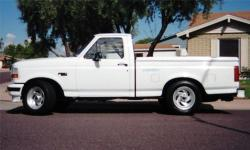 1995 Ford F-150 SVT Lightning #5