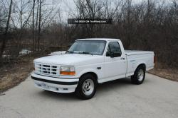 1995 Ford F-150 SVT Lightning #4