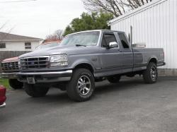 1995 Ford F-250 #7