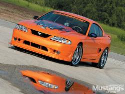 1995 Ford Mustang #2