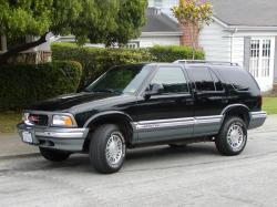 1995 GMC Jimmy #7