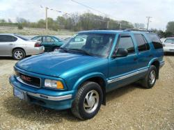 1995 GMC Jimmy #12