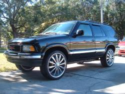 1995 GMC Jimmy #4