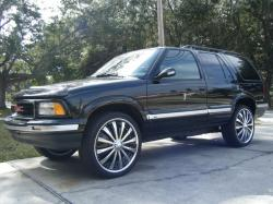 1995 GMC Jimmy #11