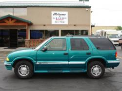 1995 GMC Jimmy #8