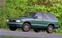1995 GMC Jimmy #5