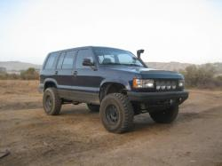 1995 Isuzu Trooper #9
