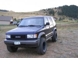 1995 Isuzu Trooper #11