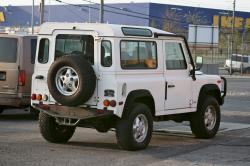 1995 Land Rover Defender #3