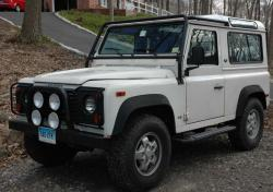 1995 Land Rover Defender #8
