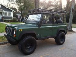 1995 Land Rover Defender #2