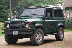 1995 Land Rover Defender #7