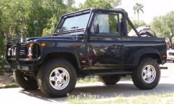 1995 Land Rover Defender #4