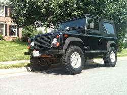 1995 Land Rover Defender #11