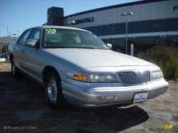 1995 Mercury Grand Marquis #7