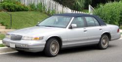 1995 Mercury Grand Marquis #10