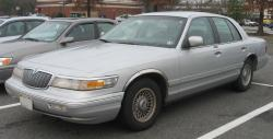 1995 Mercury Grand Marquis #8