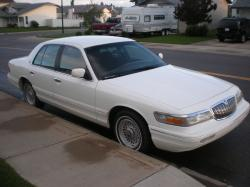 1995 Mercury Grand Marquis #11
