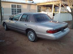 1995 Mercury Grand Marquis #12