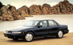 1995 Oldsmobile Cutlass Supreme #17