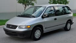 1995 Plymouth Grand Voyager #10