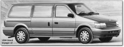 1995 Plymouth Grand Voyager #11