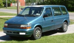 1995 Plymouth Voyager #8