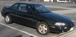 1995 Pontiac Grand Am #7