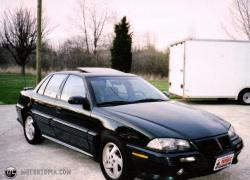 1995 Pontiac Grand Am #5