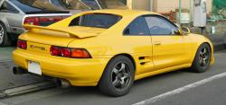 1995 Toyota MR2 #8