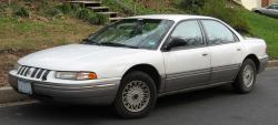 1996 Chrysler Concorde #9
